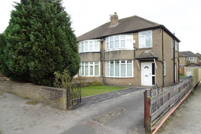 Thumbnail Semi-detached house to rent in Carr Manor Road, Moortown, Leeds