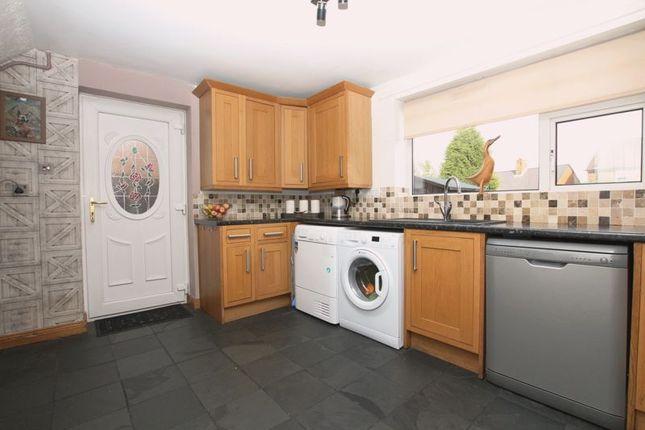 Kitchen of Queens Drive, Biddulph, Stoke-On-Trent ST8