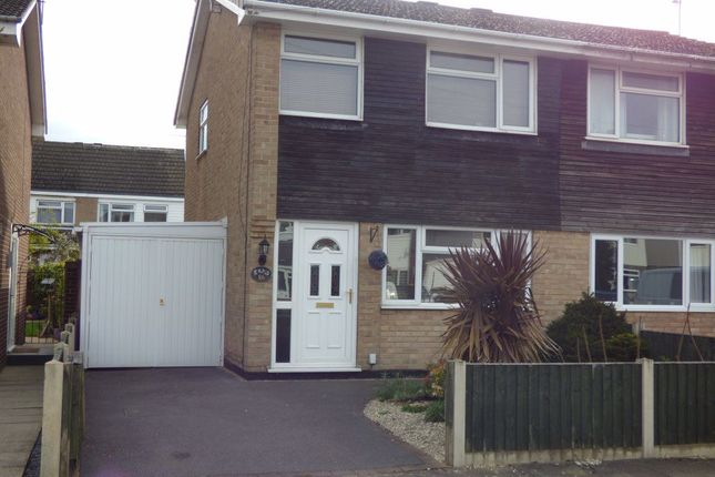 Thumbnail Semi-detached house to rent in Ingleby Road, Sawley