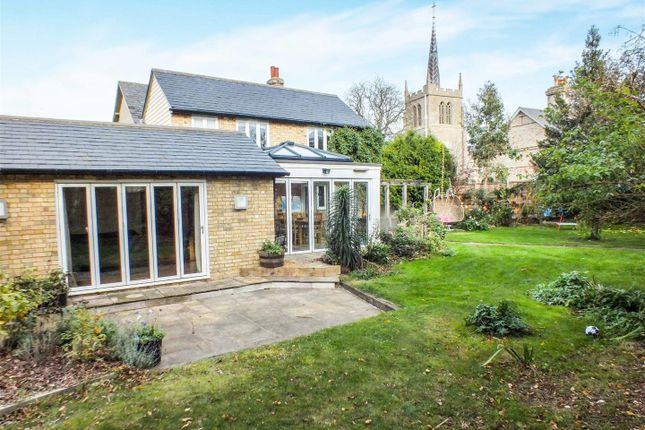 6 bed detached house for sale in Church Street, Guilden Morden, Royston