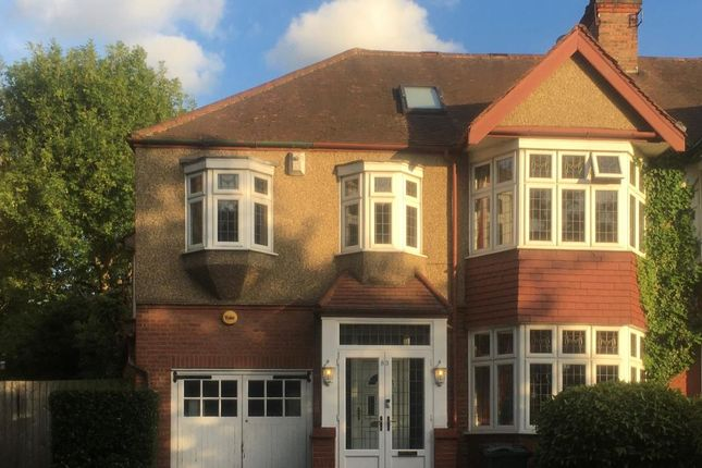 Thumbnail Semi-detached house to rent in Oak Hill, Woodford Green