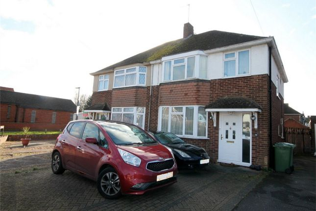 3 bed semi-detached house for sale in Feltham Hill Road, Ashford, Surrey