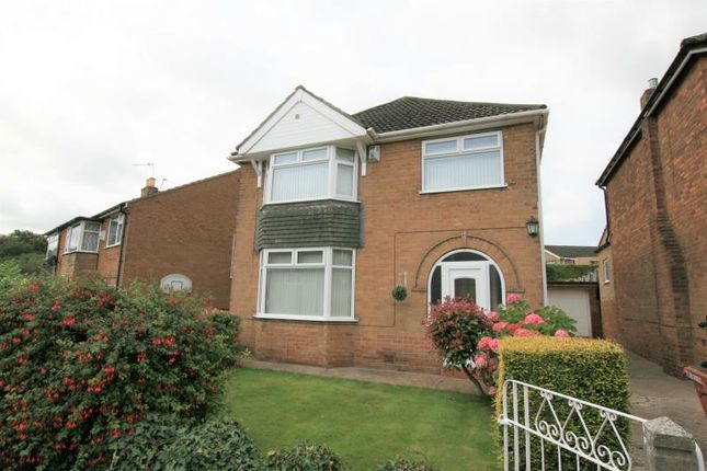 Thumbnail Detached house to rent in Firthwood Road, Dronfield