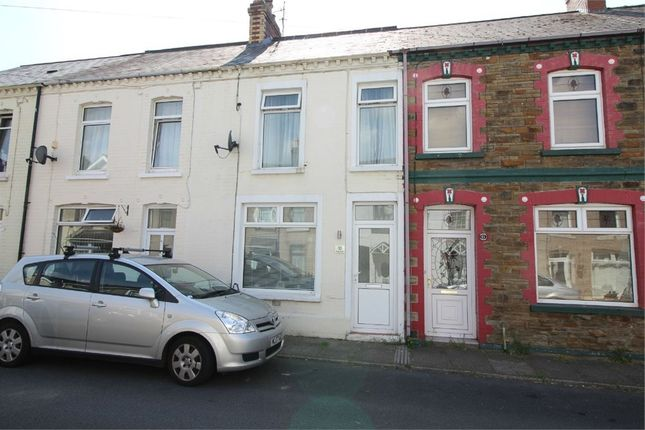 Thumbnail Terraced house for sale in Broad Street, Griffithstown, Pontypool