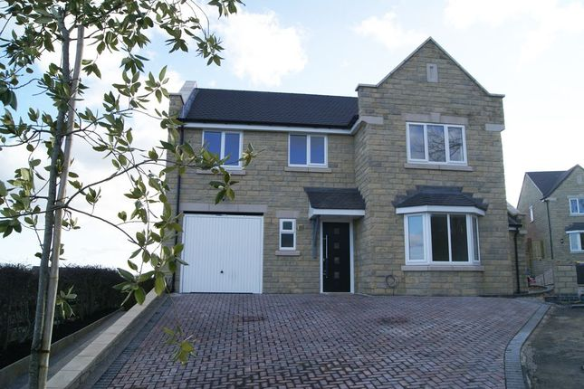 Thumbnail Detached house for sale in The Keep, Tarry Fields Court, Crich, Derbyshire
