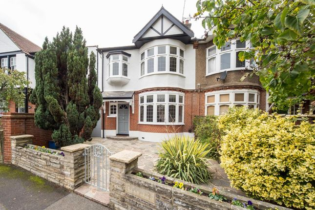Thumbnail Semi-detached house for sale in Fitzgerald Road, London