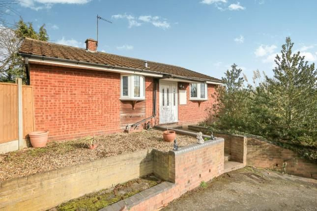Thumbnail Bungalow for sale in Bentley Drive, Codsall, Wolverhampton, West Midlands