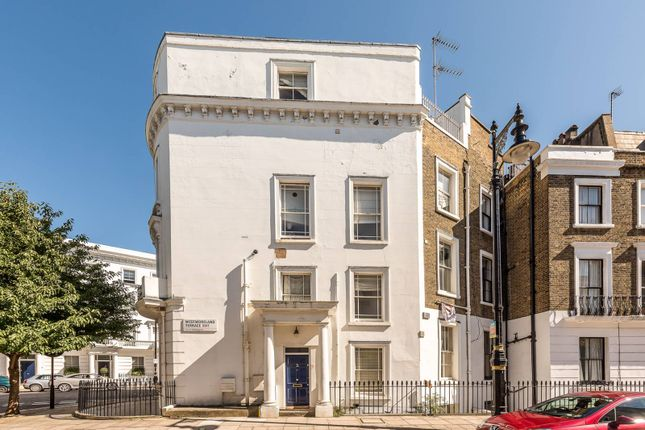 Thumbnail End terrace house for sale in Westmoreland Terrace, Pimlico