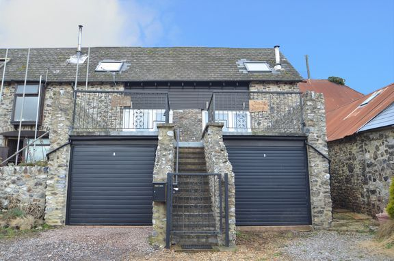 Thumbnail Terraced house for sale in Dunkeswell, Honiton