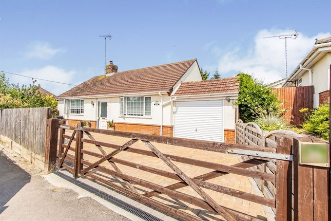 Thumbnail Detached bungalow for sale in Earls Court Road, Amesbury, Salisbury