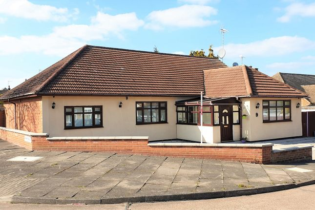 Thumbnail Detached bungalow for sale in Newhaven Road, Leicester