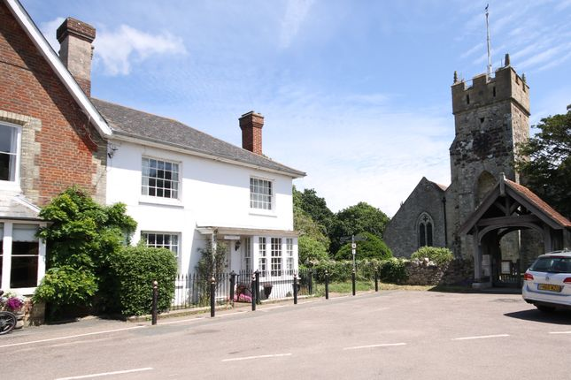 Thumbnail Semi-detached house to rent in Church Place, Freshwater