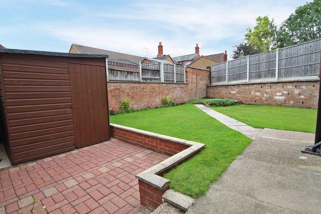 Rear Garden of Yvonne Crescent, Carlton, Nottingham NG4