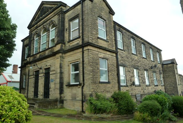 Thumbnail Flat to rent in St Vincent Court, Littlemoor Rd, Pudsey