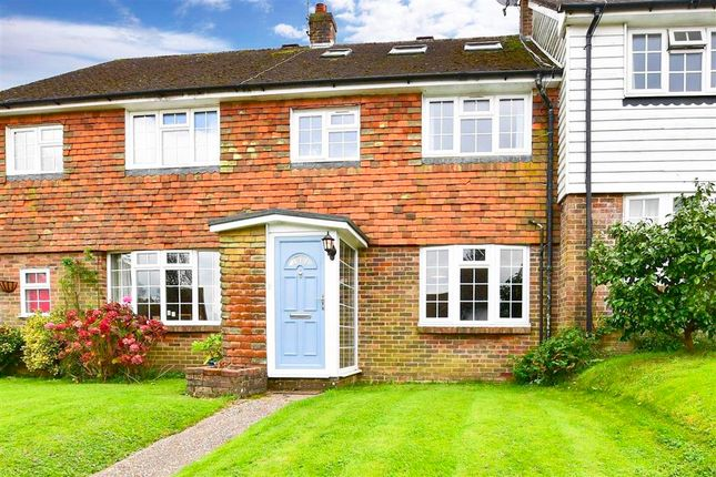 3 bed terraced house for sale in Mill Close, Heathfield, East Sussex TN21