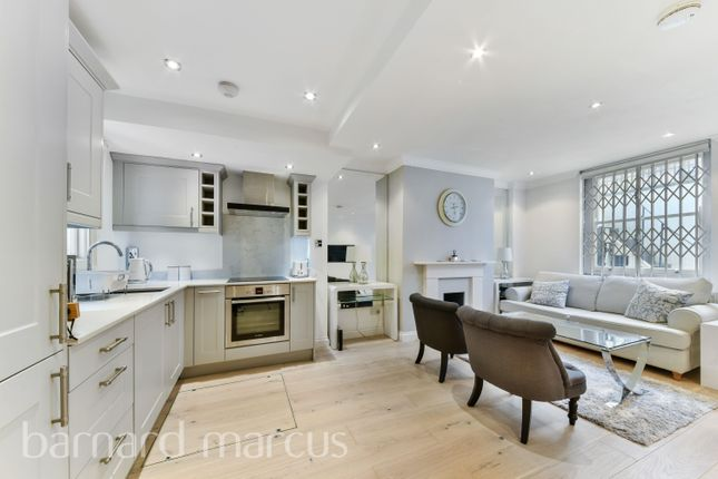 Thumbnail Flat to rent in Wharfedale Street, London