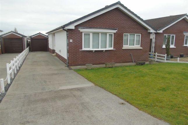 Thumbnail Detached bungalow for sale in Parc Tyisha, Burry Port