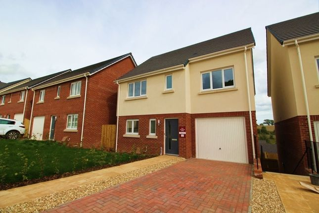 Thumbnail Detached house for sale in Kings Gate, Kingsteignton, Newton Abbot