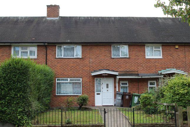 Thumbnail Terraced house for sale in Chilvers Grove, Kingshurst, Birmingham
