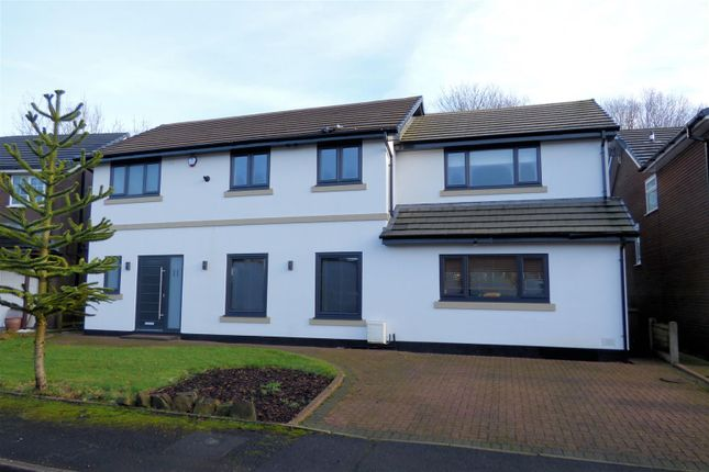 Detached house for sale in Station Road, Greenmount, Bury