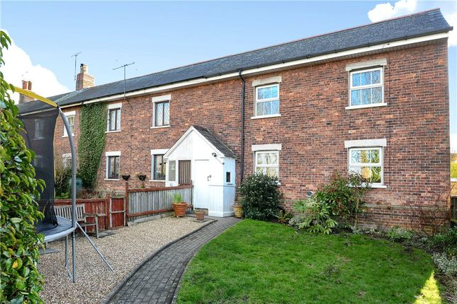 Thumbnail End terrace house for sale in South Western Cottages, Dorchester, Dorset