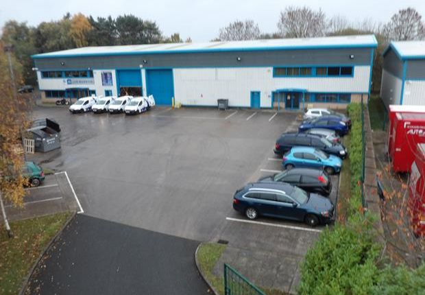 Light industrial to let in Unit 7 Durley Park, North Cheshire Trading Estate, Prenton, Wirral