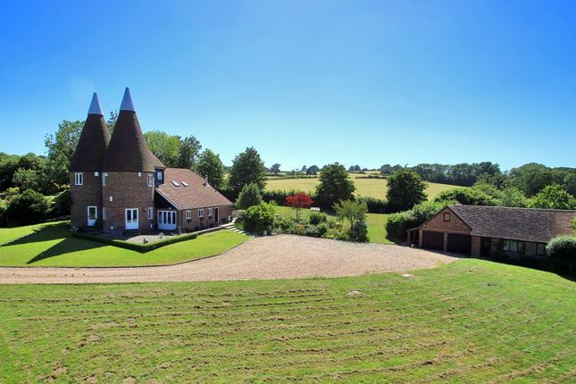 Thumbnail Detached house for sale in Woods Green, Wadhurst, E Sussex