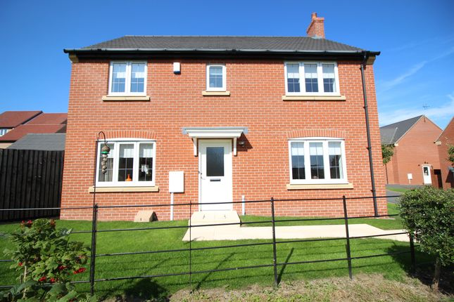 Thumbnail Detached house for sale in Meadow Drive, Smalley, Ilkeston