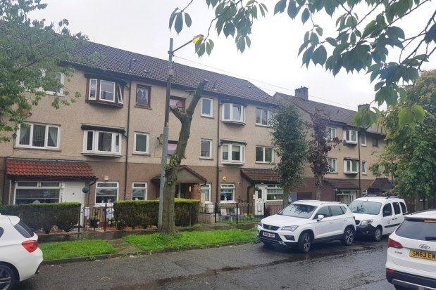 Thumbnail Flat to rent in Denmilne Street, Glasgow