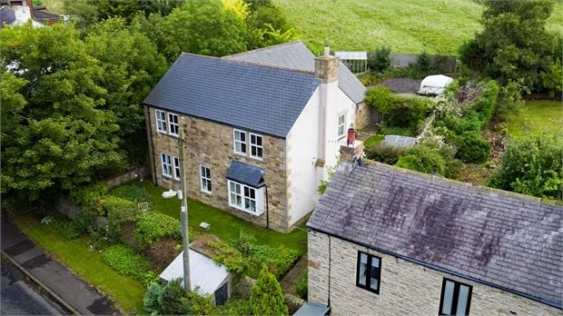 Thumbnail Detached house for sale in Splitty Lane, Catton, Allendale, Northumberland.