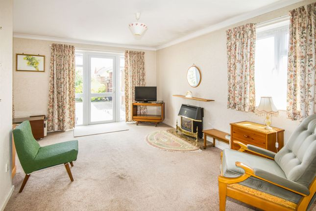 Thumbnail Detached bungalow for sale in Hammerton Way, Wellesbourne, Warwick