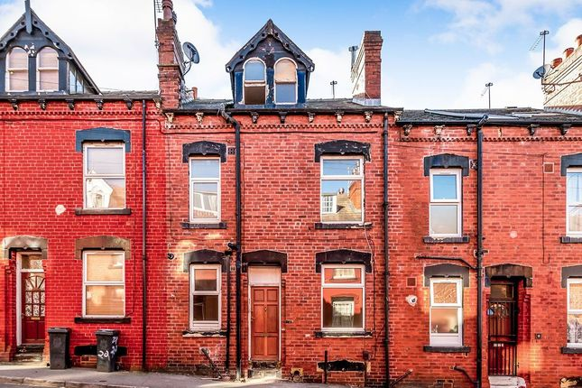 Thumbnail Terraced house to rent in Zetland Place, Leeds