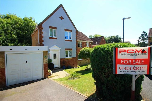 3 bed detached house for sale in Monarch Gardens, St Leonards-On-Sea, East Sussex
