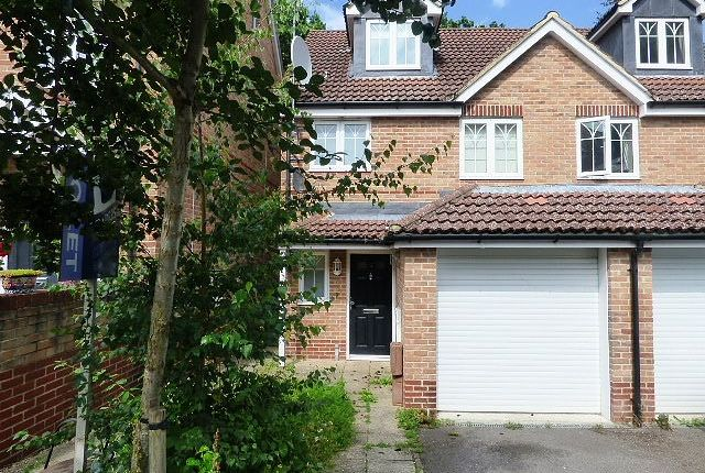 Thumbnail Semi-detached house to rent in Midhurst Court, Chandler's Ford, Eastleigh