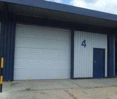 Thumbnail Light industrial to let in Unit 4, Southdown Enterprise Park, Brunswick Road, Ashford, Kent