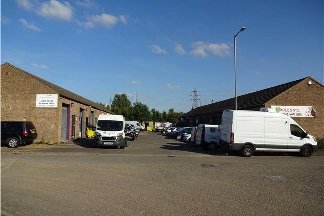 Thumbnail Light industrial to let in Units At Alms Close, Huntingdon, Cambridgeshire