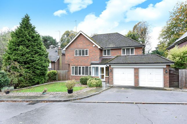 Thumbnail Detached house to rent in Haywood Park, Chorleywood, Hertfordshire