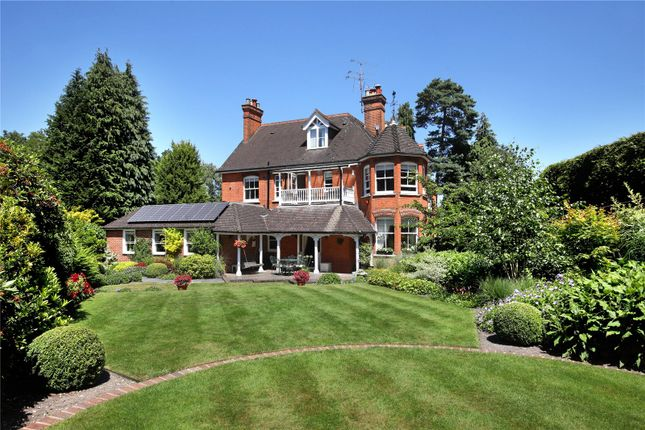 Thumbnail Flat for sale in Tranquillity, Woodlands Ride, Ascot, Berkshire
