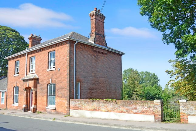 Thumbnail Town house for sale in Ballygate, Beccles