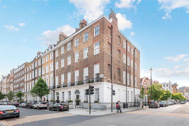 Thumbnail Flat to rent in Harley Street, Marylebone, London