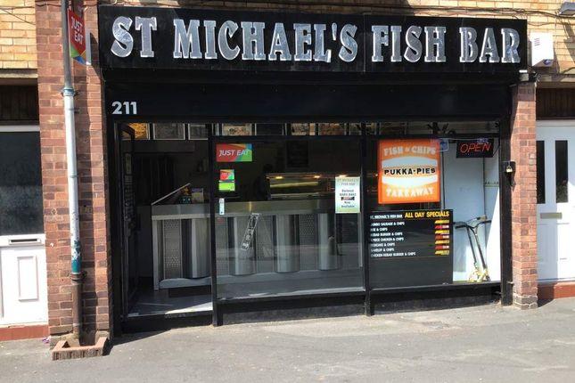 Thumbnail Restaurant/cafe for sale in St. Michaels Drive, Brereton, Rugeley