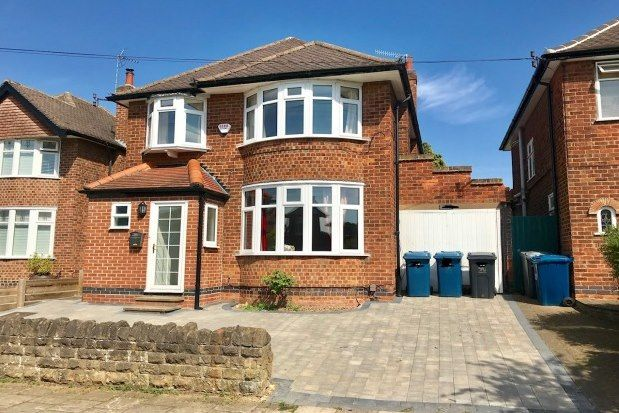 Thumbnail Property to rent in Repton Road, Nottingham