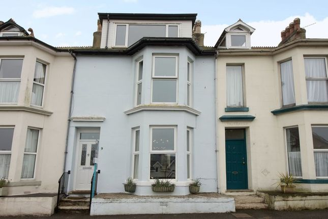 Thumbnail Terraced house for sale in Berry Head Road, Brixham