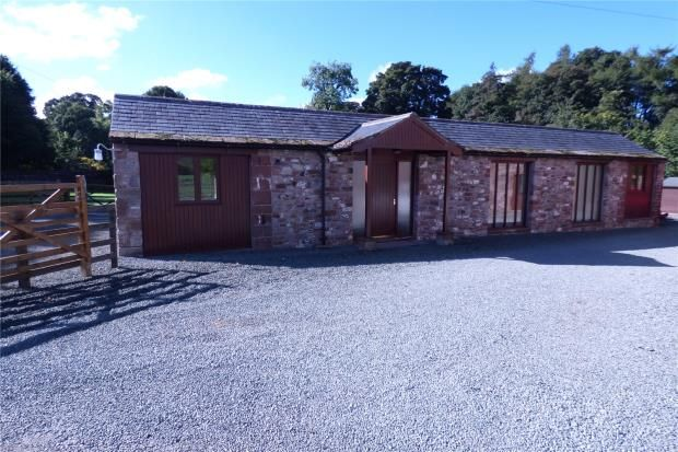 Thumbnail Detached bungalow to rent in River Holme, Dalston, Carlisle