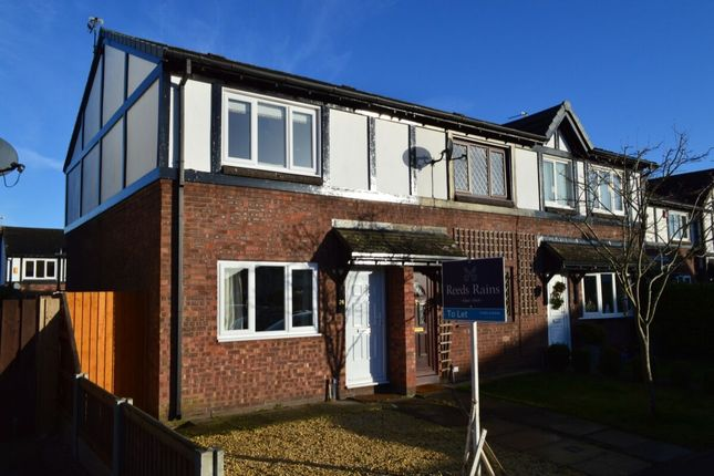 Thumbnail Semi-detached house to rent in Redshaw Close, Middlewich