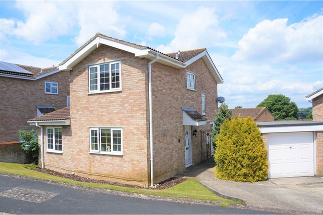 Thumbnail Detached house for sale in Sherford Road, Swindon