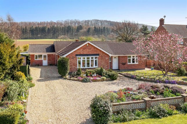 Thumbnail Detached bungalow for sale in Sedgebrook Road, Woolsthorpe, Grantham