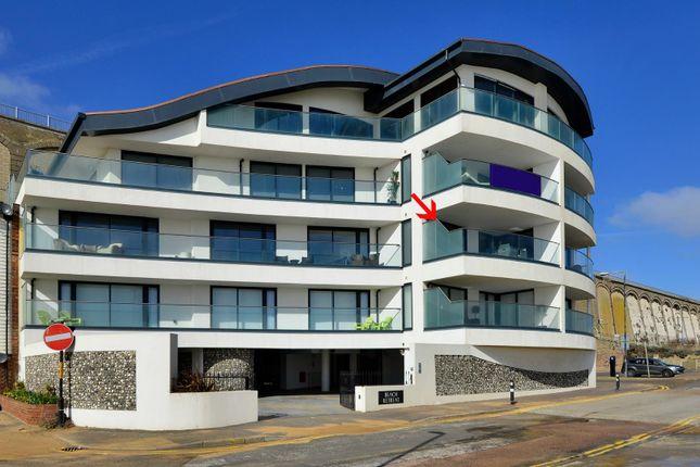 Thumbnail Flat for sale in Marina Esplanade, Ramsgate