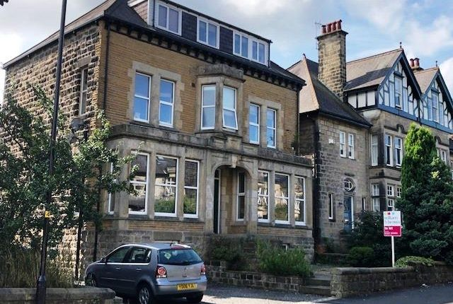 Thumbnail Flat to rent in West Cliffe Grove, Harrogate
