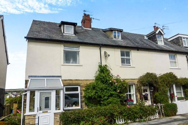 Thumbnail End terrace house to rent in St. Johns Road, Ilkley